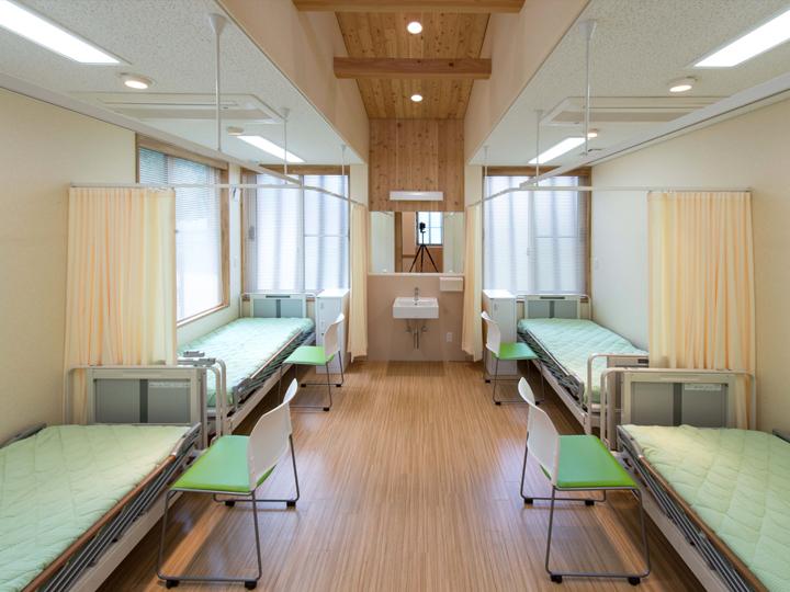 回復室(4人部屋)
